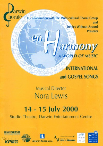en Harmony - A World of Music