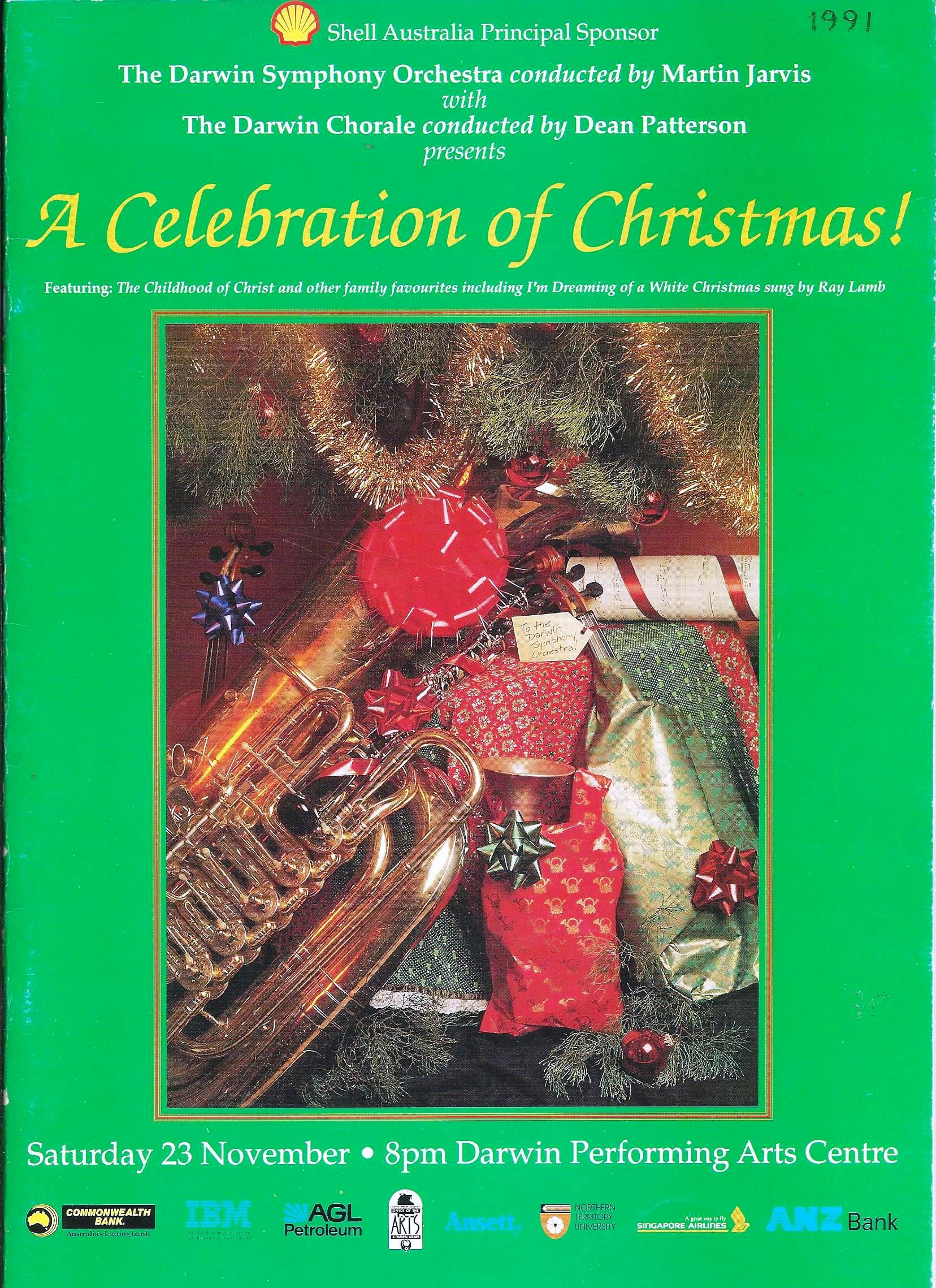 A Celebration of Christmas 1991