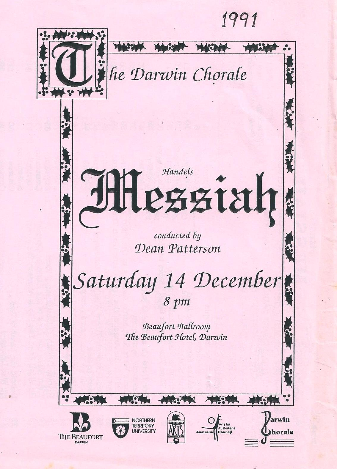 Messiah 1991
