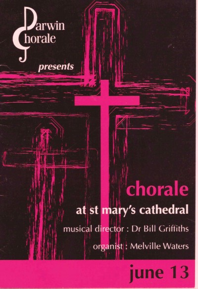 Chorale at St Mary's Cathedral