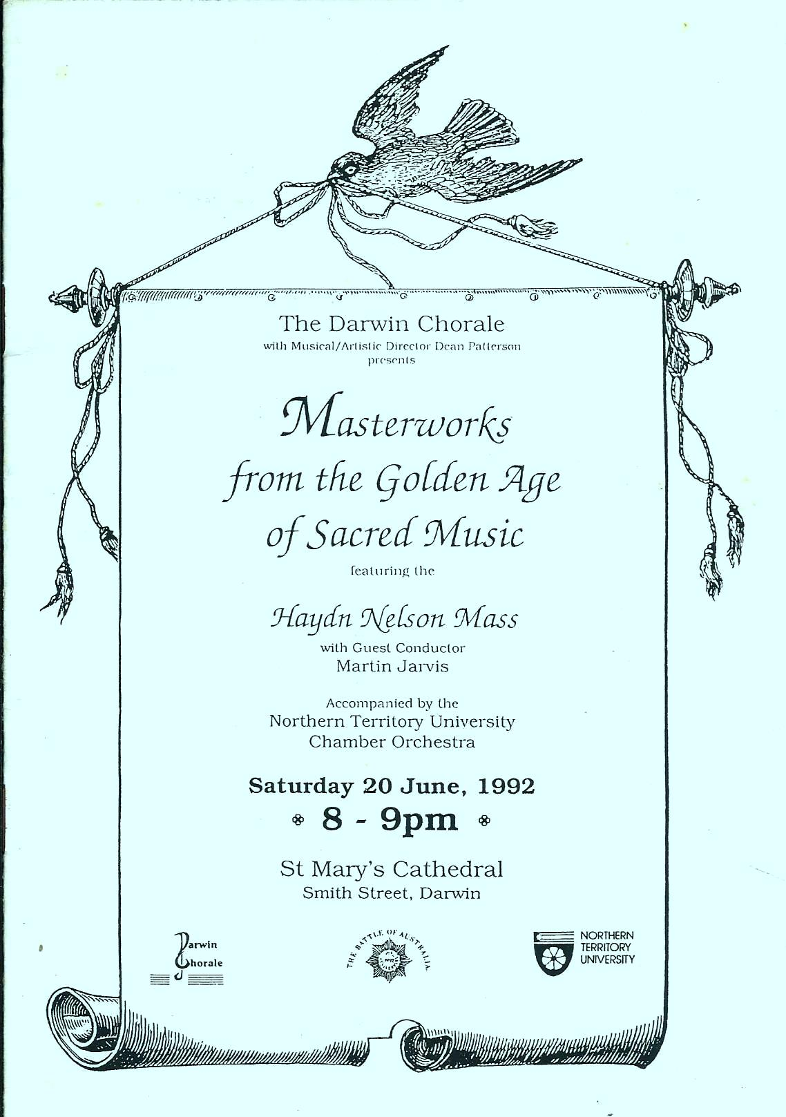 Masterworks from the Golden Age of Sacred Music