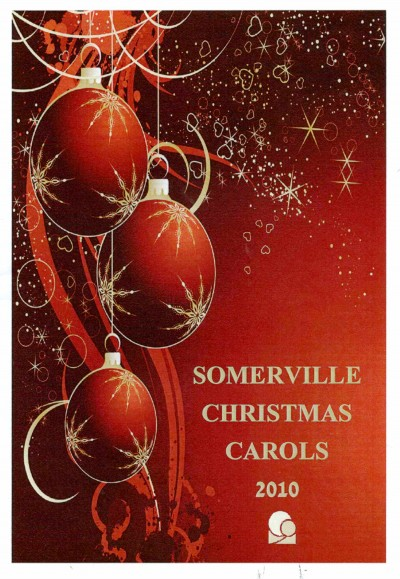 Somerville Christmas Carols