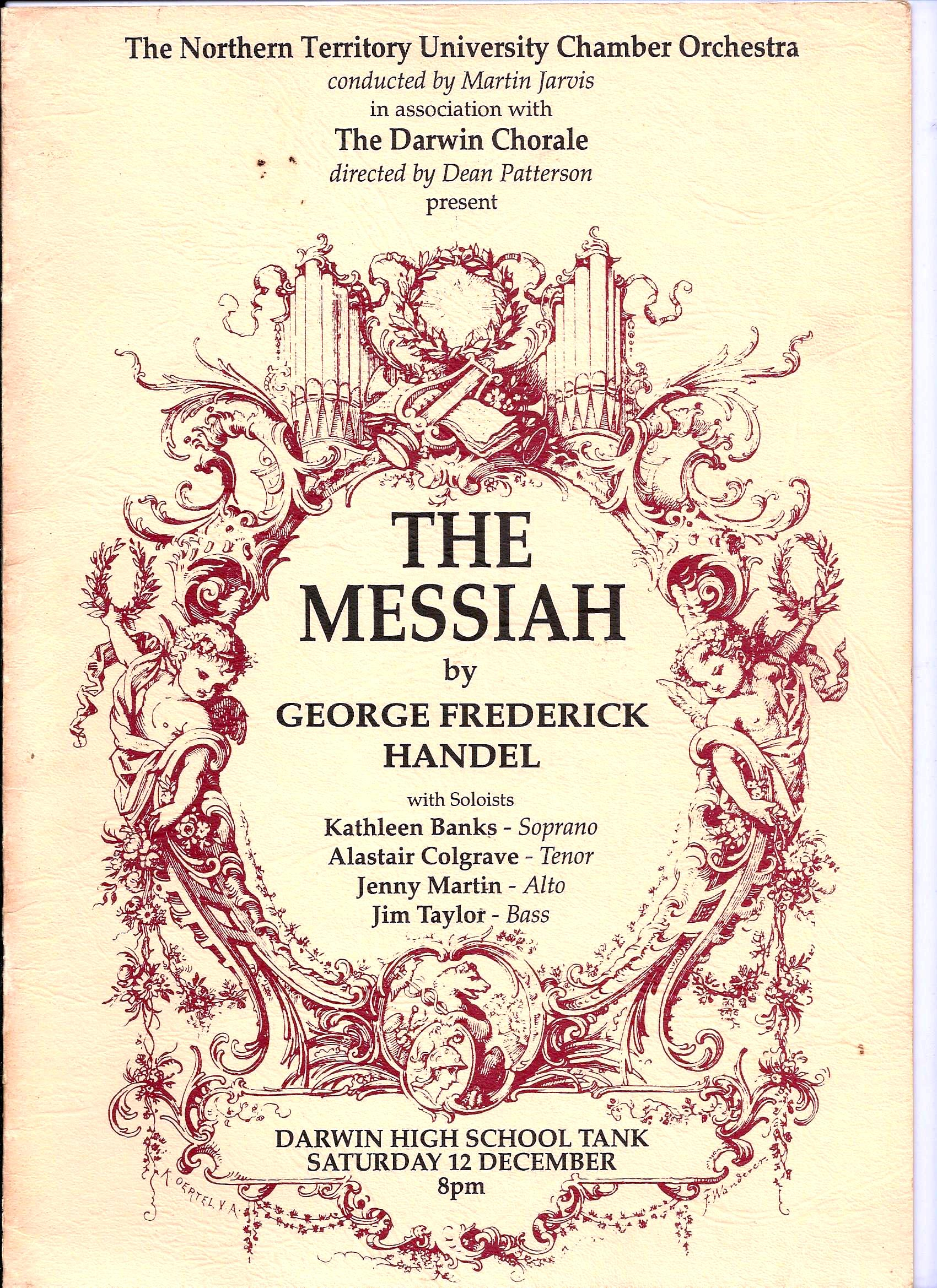 Messiah 1992