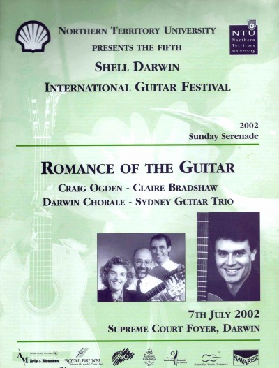 Romance of the Guitar