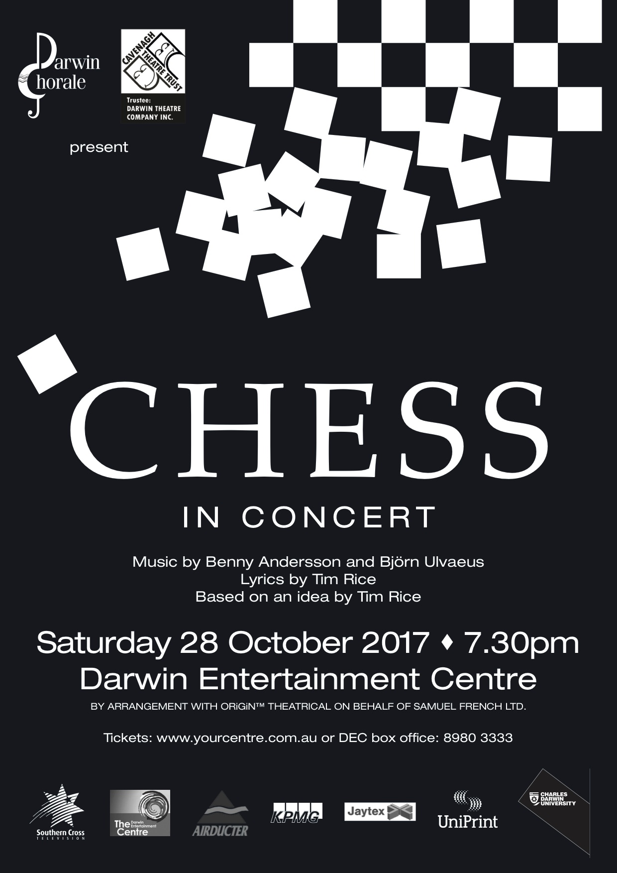 CHESS the musical (in Concert)