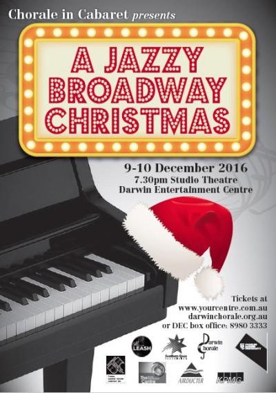 Chorale in Cabaret: A Jazzy Broadway Christmas