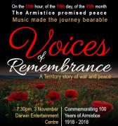 Voices of Remembrance 2018